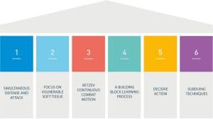 Six Pillars of Krav Maga